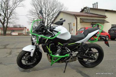 Kawasaki Z650ABS kat A